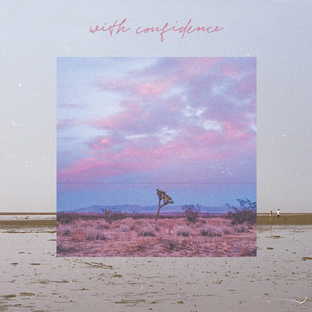 With Confidence (album cover)