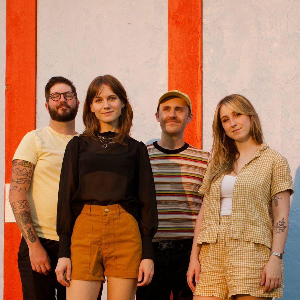 Press shot of the band Nectar